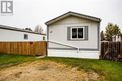 Single Family for sale in 43, 4402 48 Avenue 43, Sylvan Lake, Alberta, T4S1P8