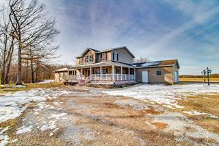Single Family for sale in 2468 South Trail, Walshville, IL, 62091