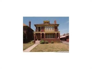 Multi-family Home for sale in 2123 W Grand Blvd, Detroit, MI, 48208