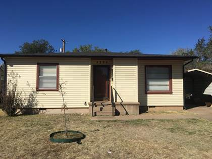Residential Property for rent in 4304 JACKSON ST, Amarillo, TX, 79110