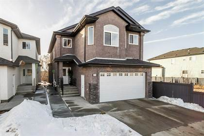 Single Family for sale in 279 ALBANY DR NW, Edmonton, Alberta, T6V0L3