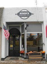 Commercial for sale in 134 S SAGINAW ST Street, Byron, MI, 48418