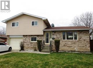 Single Family for rent in 5845 ROSE Unit LOWER, Windsor, Ontario