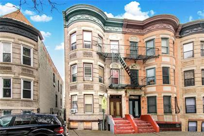 Multifamily for sale in 1114 Jackson Avenue, Bronx, NY, 10456