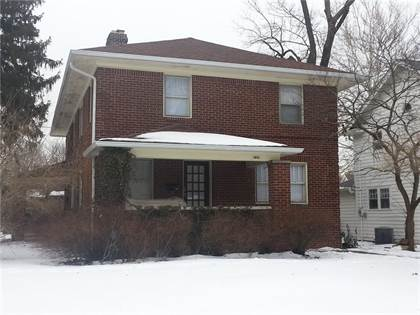 Residential Property for rent in 6055 CENTRAL Avenue, Indianapolis, IN, 46220