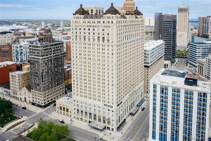Residential Property for sale in 1135 SHELBY Street 2608, Detroit, MI, 48226