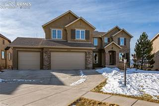 Single Family for sale in 4973 Rainbow Gulch Trail, Colorado Springs, CO, 80924