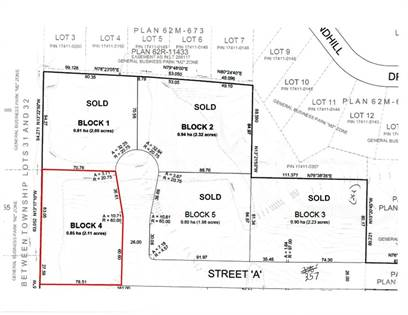 Lots And Land for sale in 4 Tradewind Drive, Ancaster, Ontario, L9G 4V5