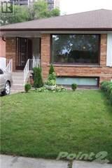Single Family for rent in 122 WARESIDE RD, Toronto, Ontario