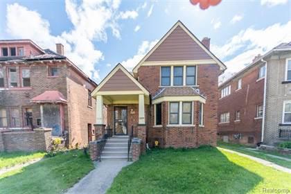 Multifamily for sale in 12764 SANTA ROSA Drive, Detroit, MI, 48238