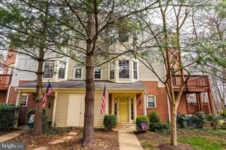 Townhouse for sale in 4337 HACKNEY COACH LANE 147, Fairfax, VA, 22030