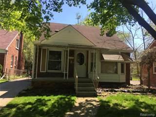 Single Family for sale in 17720 WORMER Street, Detroit, MI, 48219