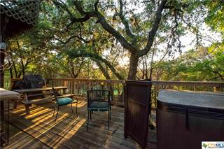 Single Family for sale in 1260 Lakeside Drive, Canyon Lake, TX, 78133