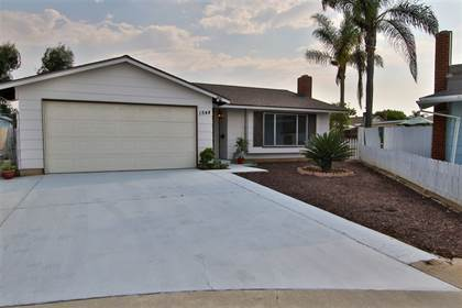 Residential for sale in 1544 Albata Ct, San Diego, CA, 92154