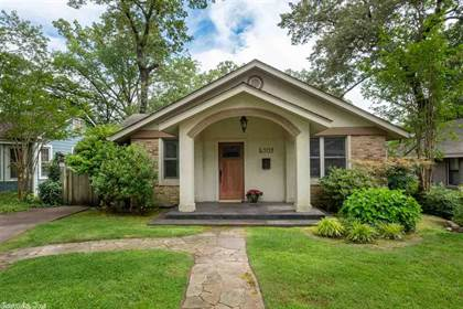 Residential Property for sale in 5303 C Street, Little Rock, AR, 72205