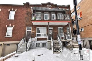 Multi-family Home for sale in 1012-1016 Rue St-Roch, Montreal, Quebec