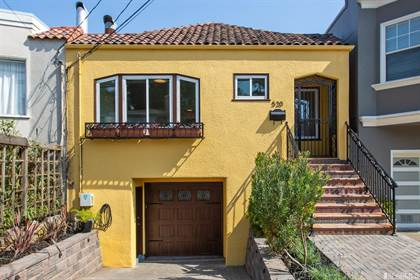Residential Property for sale in 520 Foerster Street, San Francisco, CA, 94127