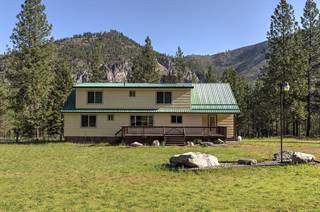 Single Family for sale in 761 Fish Creek Road, Alberton, MT, 59820