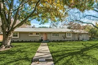 Single Family for sale in 3520 Ingleside Drive, Dallas, TX, 75229