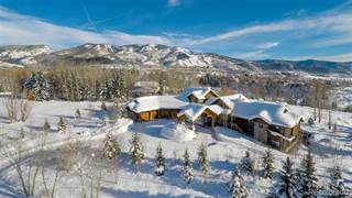 Single Family for sale in 1055 Anglers Drive, Steamboat Springs, CO, 80487