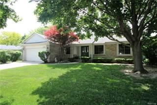 Single Family for rent in 41183 TODD Lane, Novi, MI, 48375