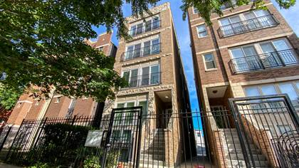 Residential for sale in 2318 West HARRISON Street 2, Chicago, IL, 60612