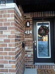 Single Family for rent in 424 TRALEE RD, Ottawa, Ontario, K2J5B2