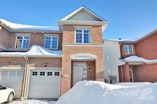 Townhouse for sale in 227 Duntroon Circle, Ottawa, Ontario, K1t 4c9