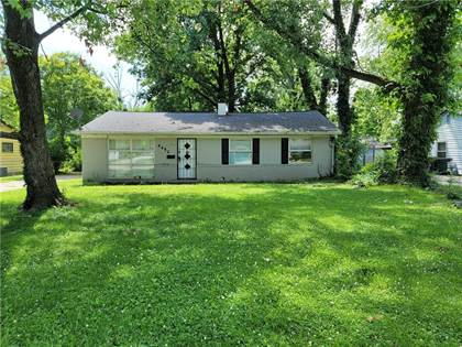 Residential Property for sale in 4452 Campbell Avenue, Indianapolis, IN, 46226