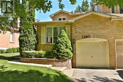 Single Family for sale in 1381 Stonecutter Drive, Oakville, Ontario, L6M3L5