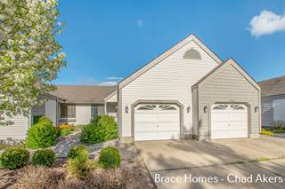 Condo for sale in 4552 Whisperwood Court SE 38, Kentwood, MI, 49508