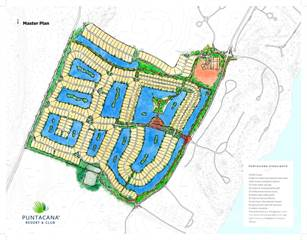 Lots And Land for sale in Land with lake view in exclusive community Los Lagos Puntacana Resort, Punta Cana, La Altagracia