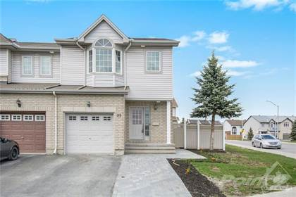 Residential Property for sale in 99 Cheasapeake Cres, Ottawa, Ontario, K2J 0L3
