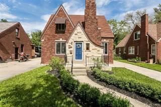 Single Family for sale in 15844 PLAINVIEW Avenue, Detroit, MI, 48223