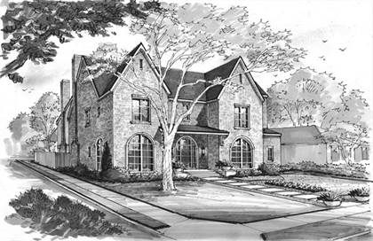 Residential Property for sale in 3904 University Boulevard, University Park, TX, 75205