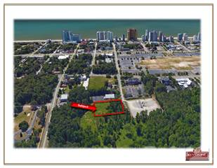 Land for sale in 27th Ave N, Myrtle Beach, SC, 29577
