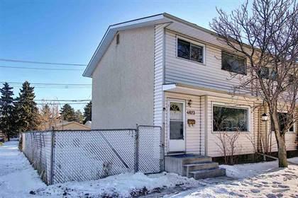 Single Family for sale in 4823 106 ST NW, Edmonton, Alberta, T6H0K8