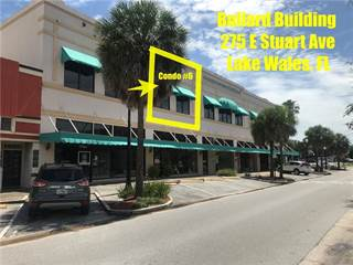 Condo for sale in 275 E STUART AVE 6, Lake Wales, FL, 33853