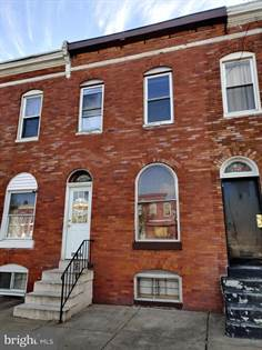 Residential Property for sale in 1745 WILKENS AVE, Baltimore City, MD, 21223