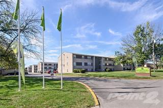 Apartment for rent in Pangea Courts - 2 Bedroom, Indianapolis, IN, 46201