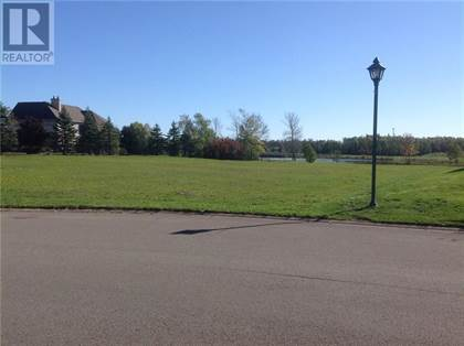 Vacant Land for sale in 18 Kervin CRES, Moncton, New Brunswick, E1H3L5