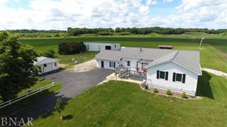 Single Family for sale in 2086 950th Street, Chestnut, IL, 62518