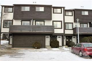 Condo for sale in 1554 69 Street, Edmonton, Alberta, T6K 3R3