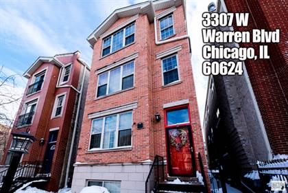 Residential Property for sale in 3307 West Warren Boulevard 3, Chicago, IL, 60624