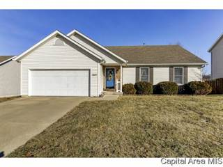 Single Family for sale in 3809 Kerry Blvd, Springfield, IL, 62712