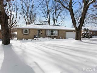 Single Family for sale in 208 JULIAN Avenue, East Peoria, IL, 61611