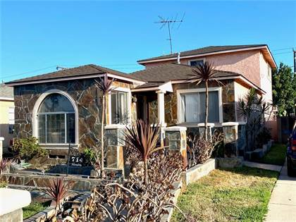 Residential Property for sale in 714 E 136th Street, Los Angeles, CA, 90059