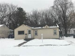 Single Family for rent in 24435 BEVERLY Road, Taylor, MI, 48180