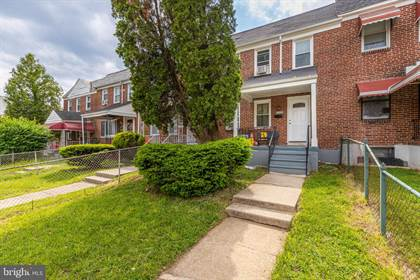 Residential Property for sale in 1006 N WOODINGTON ROAD, Baltimore City, MD, 21229