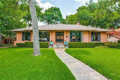 Residential Property for sale in 2822 Bonnywood Lane, Dallas, TX, 75233